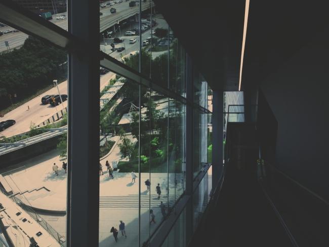 Perot Museum; iPhone 5