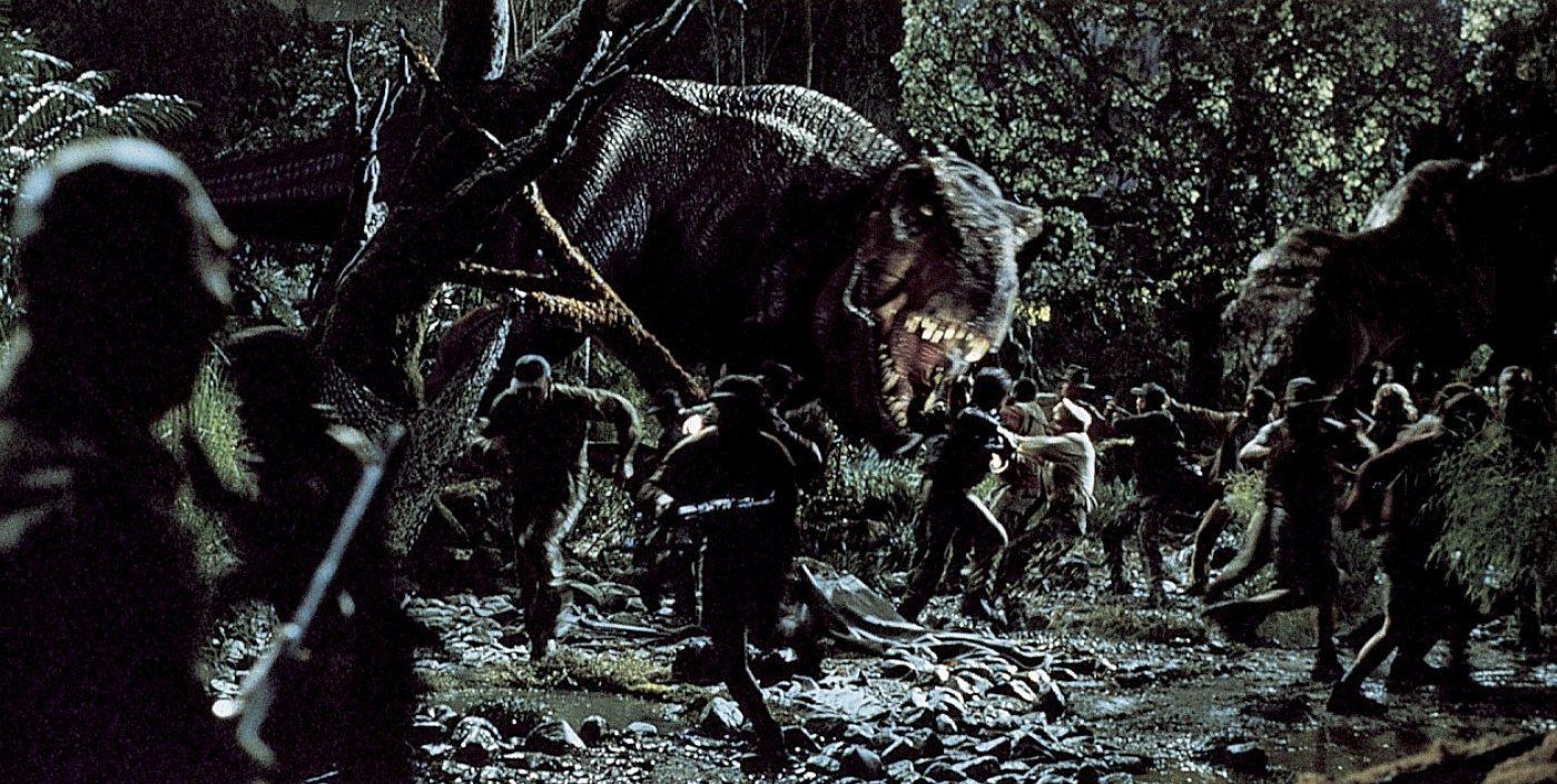 the lost world jurassic park essay Blockbusters like jurassic park and happy gilmore join on july 1, as do the very popular two scooby-doo movies from the early 2000s the scooby-doo movies had a combined.